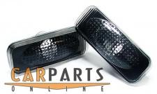 Seitenblinker schwarz - Paar für Opel Omega B 94-03