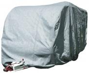 Wohnwagen Caravan Garage Abdeckung Cover Größe XL 635x226x220cm