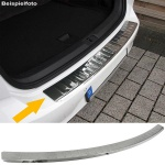 Ladekantenschutz Stoßstangenschutz Edelstahl für Renault Koleos HY 08-16