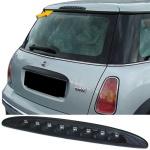 Dritte LED Bremsleuchte Klarglas schwarz für Mini Cooper 01-06