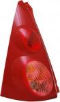 Rückleuchte / Heckleuchte rot links TYC für Peugeot 107 05-12