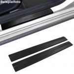Einstiegsleisten Schutz schwarz Exclusive für ALFA Romeo 147 00-10