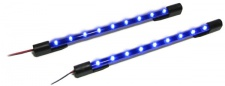 LED Innenraumbeleuchtung Fußraumbeleuchtung 25cm blau