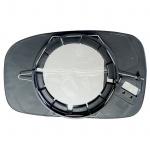 Aussen Spiegelglas links für Peugeot 306 93-02