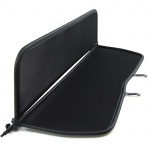 Windschott schwarz für Peugeot 307 CC 03-08