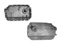 Ölwanne mit Loch für Sensor für Audi A4 2.5 TDI 8D 8E 97-04