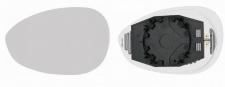 Spiegelglas beheizbar links für FIAT Punto 199 12-