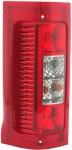 RÜCKLEUCHTE / HECKLEUCHTE LINKS TYC FÜR FIAT Ducato 02-06