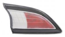 Nebelschluss Leuchte Lampe links TYC für Mazda 3 BL 09-