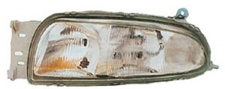 H1 / H7 Scheinwerfer links TYC für Ford Fiesta IV 95-99