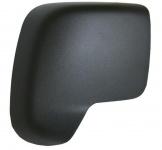 Spiegelkappe schwarz rechts für PEUGEOT Bipper 08-