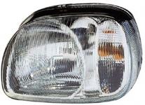 H4 Scheinwerfer links TYC für Nissan Micra K11 98-00