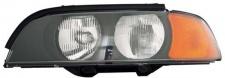 H7 / HB3 Scheinwerfer links TYC für BMW 5er E39 95-00