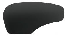 Spiegelkappe schwarz links für Renault Clio IV 12-