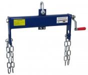 Ramroxx Profi Motor Balancierer Positionierer für Hebekran bis 1800kg blau