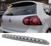 Dritte LED Bremsleuchte Klarglas chrom für VW Golf 5 ab 03