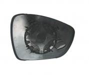 Aussen Spiegelglas links für Citroen DS3 ab 09