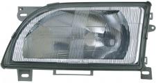 H4 Scheinwerfer grau links TYC für Ford Transit 91-00