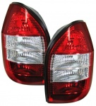Rückleuchten rot klar für Opel Zafira 99-05