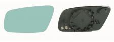 Spiegelglas beheizbar links für Audi A3 8L 00-03