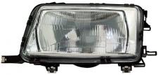 H4 Scheinwerfer links TYC für Audi 80 B4 91-96