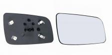 Spiegelglas beheizbar rechts für OPEL Astra G 98-05