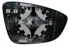 Aussen Spiegelglas links für VW eos 1F 06-08