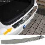 LADEKANTENSCHUTZ STOßSTANGENSCHUTZ EDELSTAHL FÜR VW Golf 6 Limousine 08-12