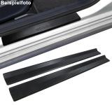 Einstiegsleisten Schutz schwarz Exclusive für BMW 3ER E46 2-türer 99-07