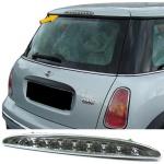 Klarglas LED 3. Bremsleuchte chrom für Mini Cooper R50 R53 01-06
