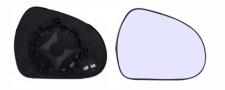 Spiegelglas beheizbar rechts für PEUGEOT 308 07-