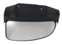 Aussen Spiegelglas links für Peugeot Boxer ab 02