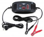 Tenzo-R Smart Charger Batterie Ladegerät für PKW Motorrad Boot 6V 12v 230V