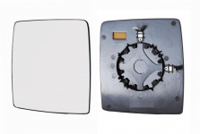 Spiegelglas links für OPEL Combo 01-