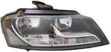 H7 / H7 Scheinwerfer rechts TYC für Audi A3 Cabrio 8P 08-