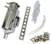 Hochglanz poliert Alu Wasser Ausgleichsbehälter 0, 5L