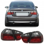 Rückleuchten Blackline Set für BMW 3ER E90 Limousine 05-08