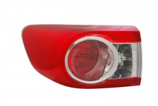 Rückleuchte Aussen links für Toyota Corolla 10-13