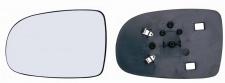 Spiegelglas links für OPEL Corsa C 00-06