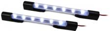 LED Innenraumbeleuchtung Fußraumbeleuchtung 17cm weiss