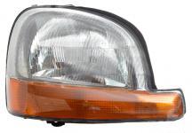 H4 SCHEINWERFER RECHTS FÜR Renault Kangoo 98-03