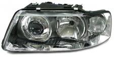 Facelift DE H7 H1 Klarglas Scheinwerfer links für Audi A3