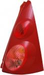 Rückleuchte / Heckleuchte rot rechts TYC für Citroen C1 05-