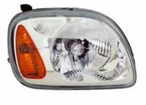H4 Scheinwerfer rechts TYC für Nissan Micra K11 00-03