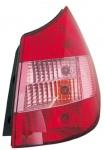 Rückleuchte / Heckleuchte rechts TYC für Renault Scenic II 03-06