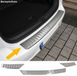 Ladekantenschutz Stoßstangenschutz Edelstahl Aussen matt für VW Tiguan 5N ab 07