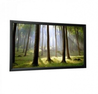 Rahmenleinwand WS-S CinemaFrame 16:9 350x197cm