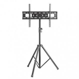Tragbarer Tripod Standfuß für TV und Monitor Bildschirme 37 bis 70 Zoll