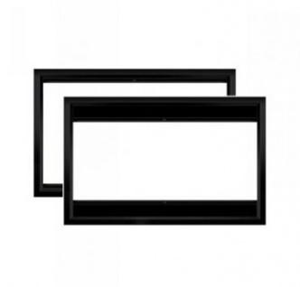 Rahmenleinwand WS-GR Multiformat Frame Format 16:9 vert. Mask. 21:9 221x125cm