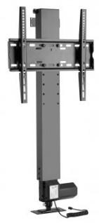 Elektrischer TV Standfuß höhenverstellbar zum integrieren in Möbel